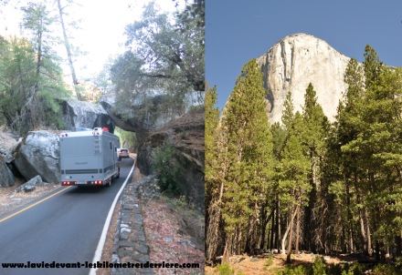 entrée Yosemite