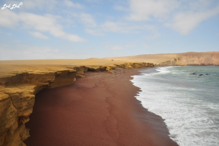 8 playa roja