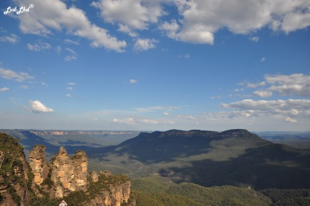 5 Blue mountains et three sisters (6)