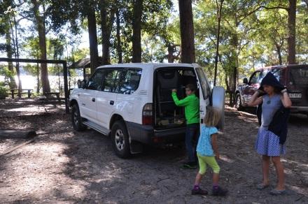 2 Boomanjin lake et route (1)