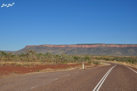 1 Gibb river road