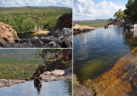 3 Gunlom Upper Pool Kakadu (6)