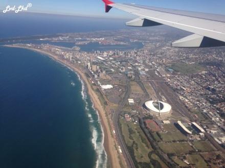 1 Durban avion